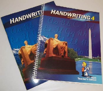 Handwriting 4 Home School Kit 2ED