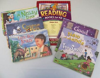 Beginnings K5 Reader Set 3ED