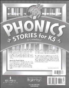 Beginnings K5 Phonics Stories 3ED
