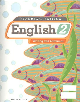 Writing/Grammar 2 Teacher Edition 2ed