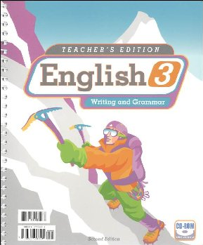 Writing/Grammar 3 Teacher Edition 2ed