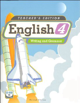 Writing/Grammar 4 Teacher Edition  2nd Edition