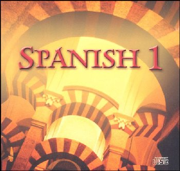 Spanish 1 CD Set