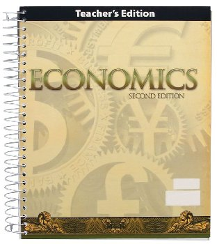 Economics Teacher Edition 2ED