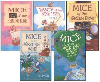 Mice Books Set (5 books)