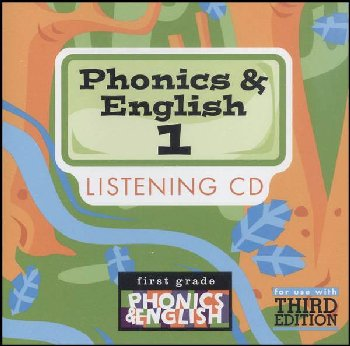 Phonics & English 1 Songs CD