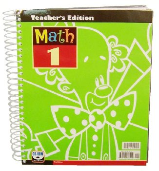 Math 1 Home Teacher Edition 3rd Edition