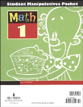 Math 1 Manipulatives 3rd Edition