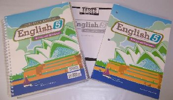 Writing/Grammar 5 Home School Kit  2nd Edition