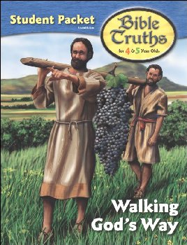Bible Truths K4 Student Packet 2ED