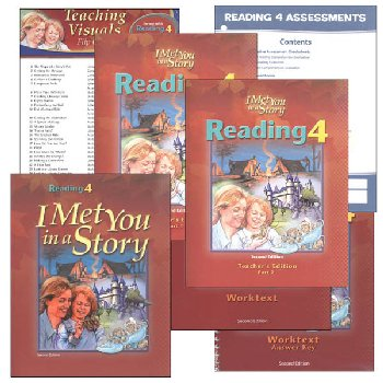 Reading 4 Home School Kit