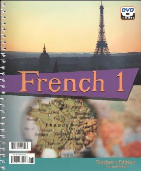 French 1 Teacher Edition w/ DVD 2ED