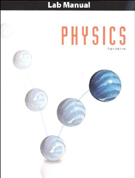 Physics Lab Manual Student 3rd Edition