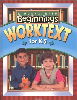 Beginnings K5 Student Worktext 3ED UL