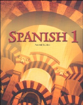 Spanish 1 Student Text 2ED