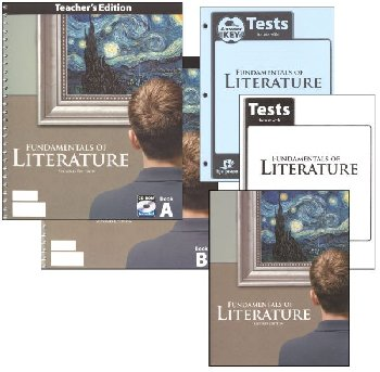 Fundamentals of Literature Home School Kit 2nd Edition