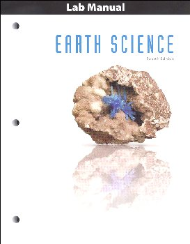 Earth Science Student Lab Manual 4th Edition