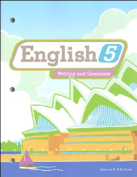 Writing/Grammar 5 Student Worktext 2ED