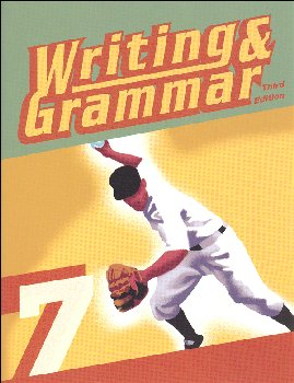 Writing/Grammar 7 Student 3rd Edition