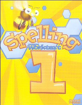 Spelling 1 Worktext 2nd Edition