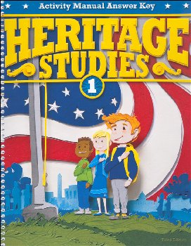Heritage Studies 1 Activity Manual Answer Key 3rd Edition
