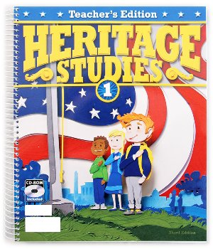 Heritage Studies 1 Teacher Book & CD 3rd Edition