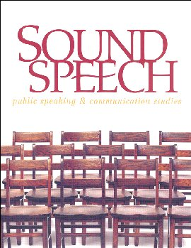 Sound Speech: Public Speaking Student Text