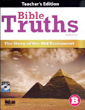 Bible Truths B Teacher Book & CD 4th Edition