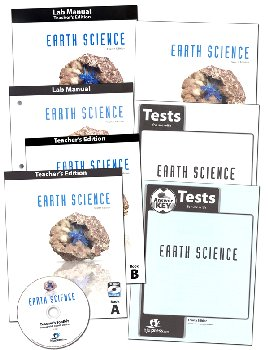 Earth Science Home School Kit 4th Edition