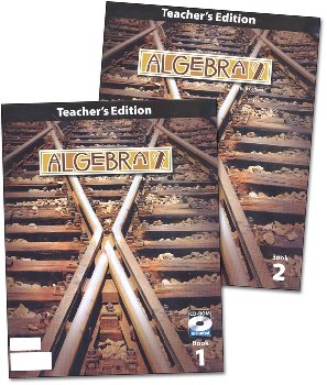 Algebra 2 Teacher Book & CD 3rd Edition