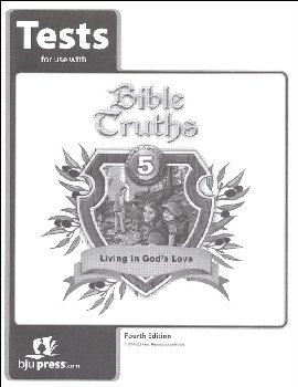Bible Truths 5 Tests 4th Edition