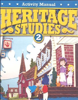 Heritage Studies 2 Student Activity Manual 3rd Edition