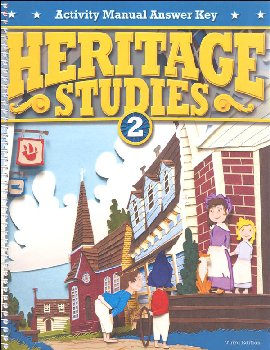 Heritage Studies 2 Activity Manual Answer Key 3rd Edition