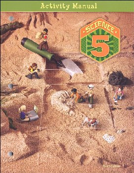 Science 5 Activity Manual Student 4th Edition