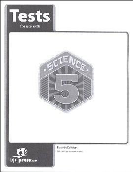 Science 5 Testpack 4th Edition