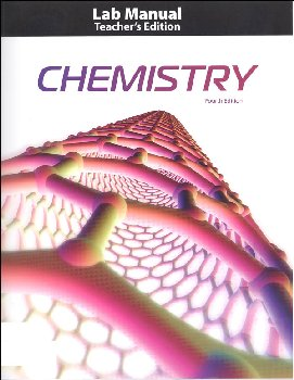 Chemistry Teacher Edition Lab Manual 4th Edtn
