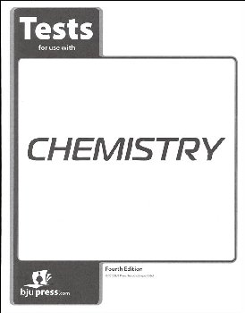 Chemistry Tests 4th Edition