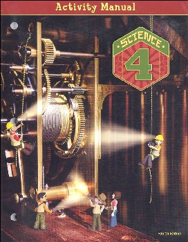 Science 4 Activity Manual Student 4th Edition