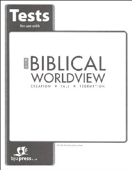 Biblical Worldview Tests (King James Version)