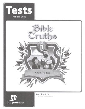 Bible Truths 1 Tests 4th Edition