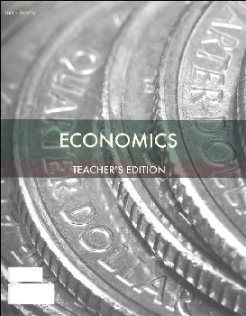 Economics Teacher Edition 3rd Edition