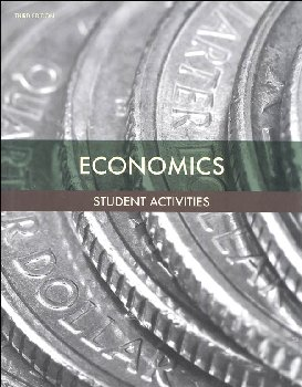 Economics Student Activities Manual 3rd Edition