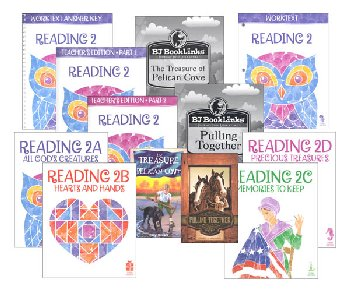 Reading 2 Home School Kit 3rd Edition