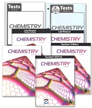 Chemistry Home School Kit 4th Edition
