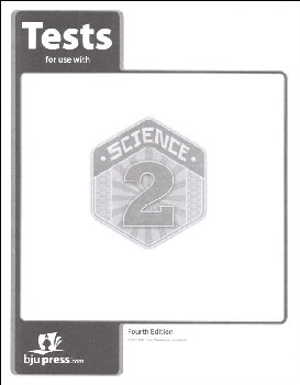 Science 2 Testpack 4th Edition