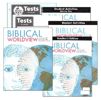 Biblical Worldview Home School Kit (ESV)