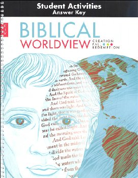 Biblical Worldview Std Acty Manl Ans Key(KJV)