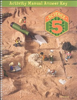 Science 5 Student Activity Manual Answer Key 4th Edition