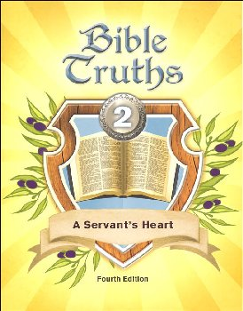 Bible Truths 2 Student Worktext 4th Ed (c/u)
