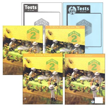 Science 2 Home School Kit 4th Edition